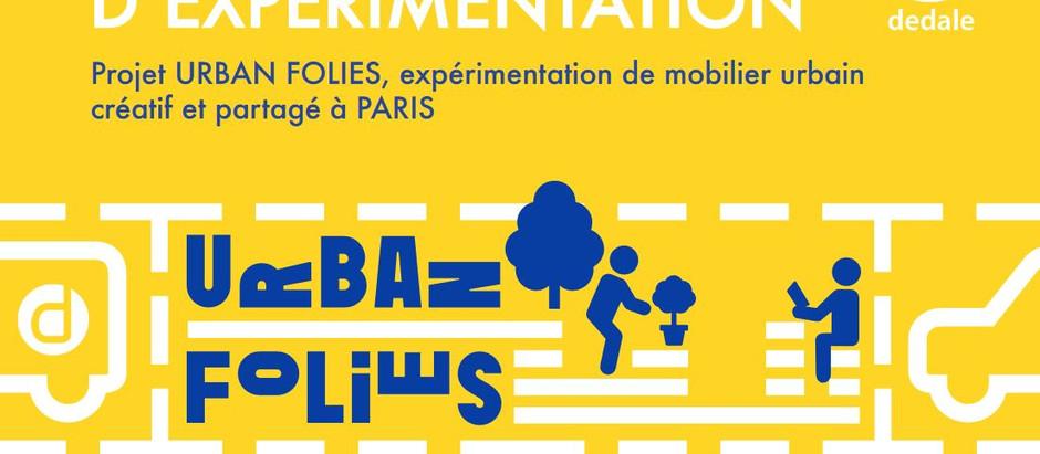 20/10/20 - Dédale publie son cahier d'expérimentation