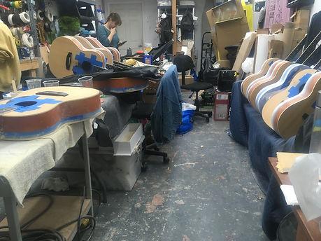 Self-Mending Guitar