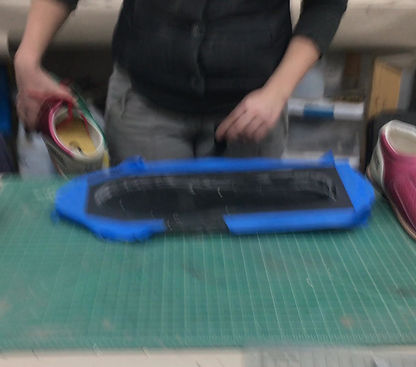 Perfect Fit Shoe Polish Test