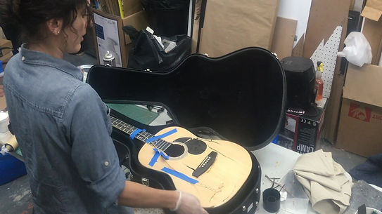 Guitar Mend Test