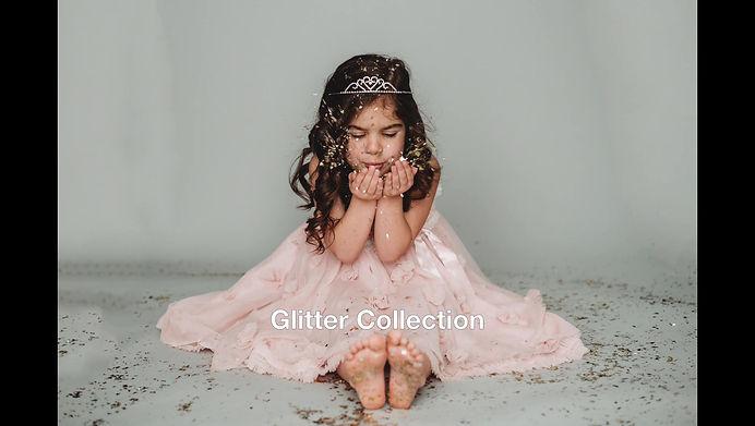 Glitter mini photo sessions in Southeast Connecticut
