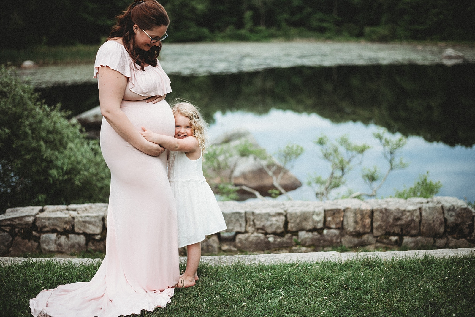 Maternity Photo Session at Connecticut A