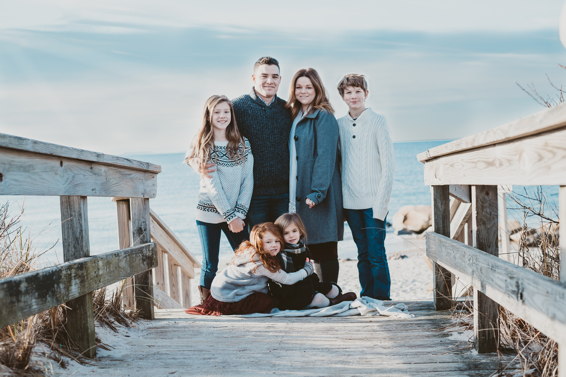 Family Photography | Harkness Memorial State Park | Waterford CT