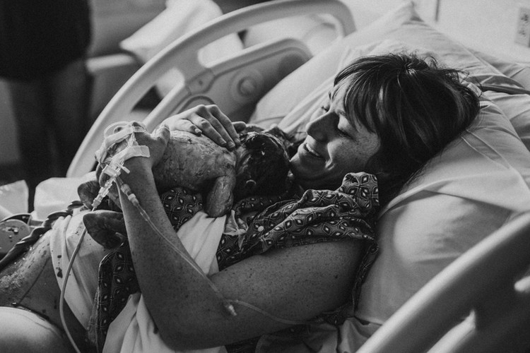Hospital Birth photographer in Eastern Connecticut