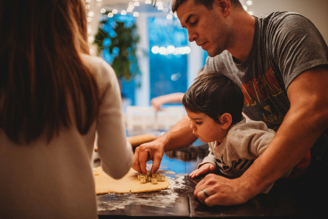 Fun Things to do Indoors with Your Kids this Winter for under $100