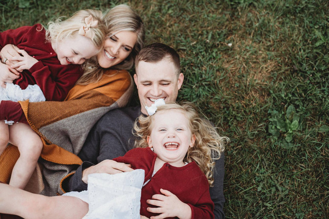 Autumn Family Photo Sessions - What to Wear
