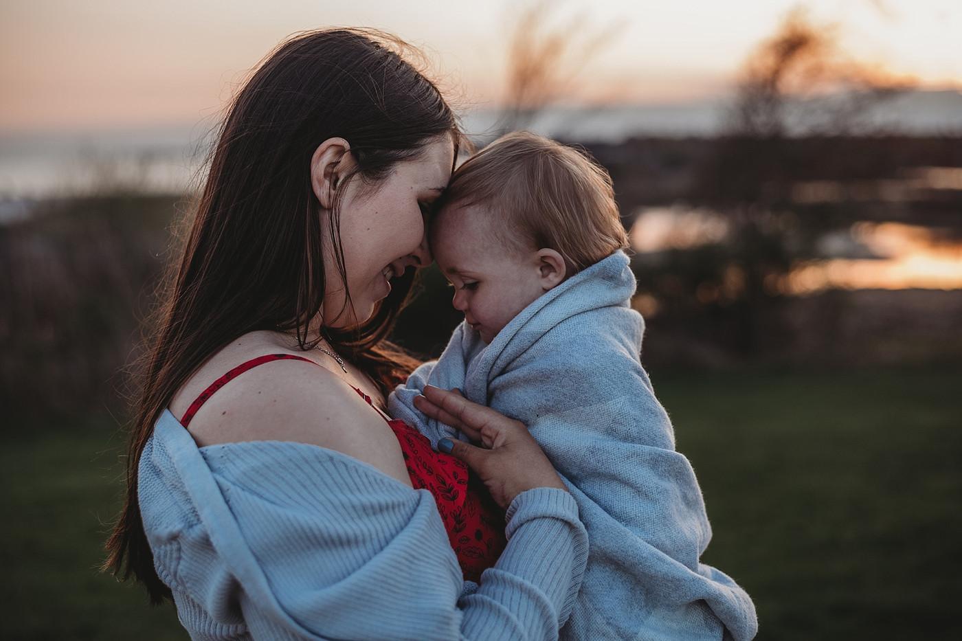 Best Noank Connecticut Family Photograph