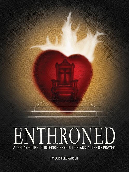 Enthroned Prayer Guide