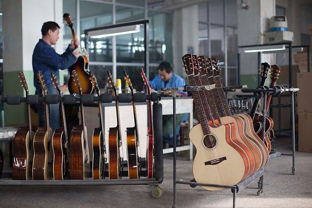 Eastman Guitars History