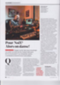 Bilan Magazine DJ Stefarno 13.11.2013 2.