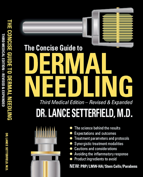 The Concise Guide Dermal Needling Guide