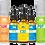 Thumbnail: [HD]HanSkincare X2 HA, X1 C20, X1 PepCream, X1 SunGel