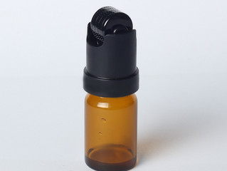 Microneedling Roller Cap for Your Choice of Vial (5-10ml)