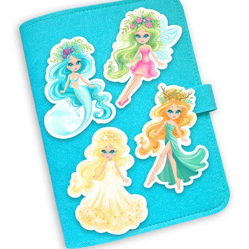 Mascot Sticker Pack