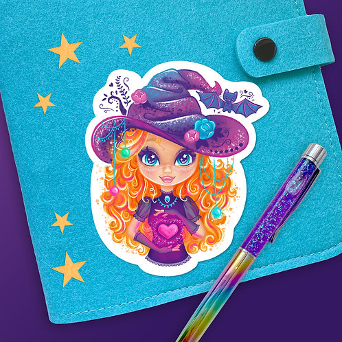 Magic Within Witchy Sticker