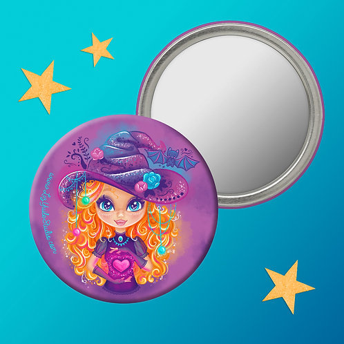 Magic Within Compact Mirror