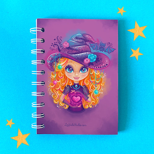Magic Within Notebook