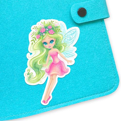 Fairies Mascot Sticker
