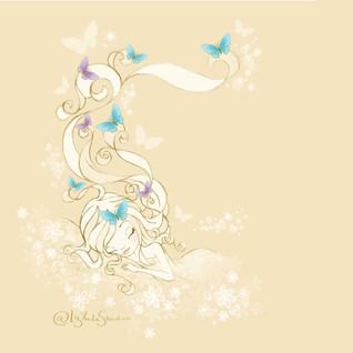 Sleeping with Butterflies