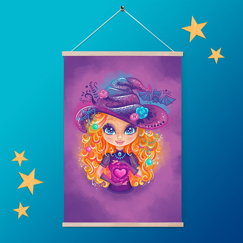 Magic Within Witchy Print