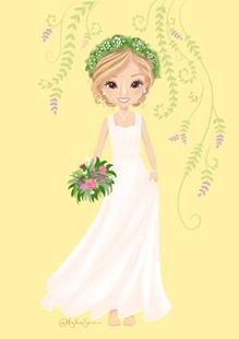 Whimsical Bride