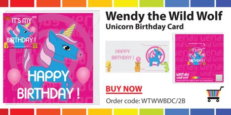 WTWW Unicorn BDay Card Info Square JPG.j