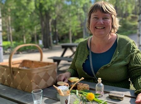 Meet a Lapland forager