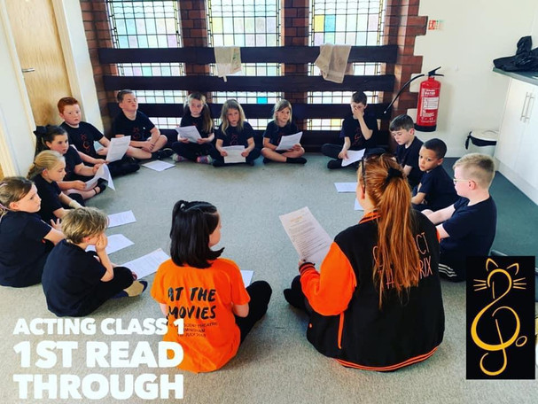Tuesday Acting Academy