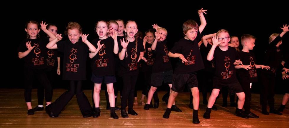 Act-Dance-Sing