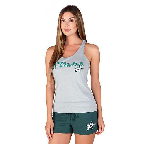 Ladies' Anchor Tank & Short Set