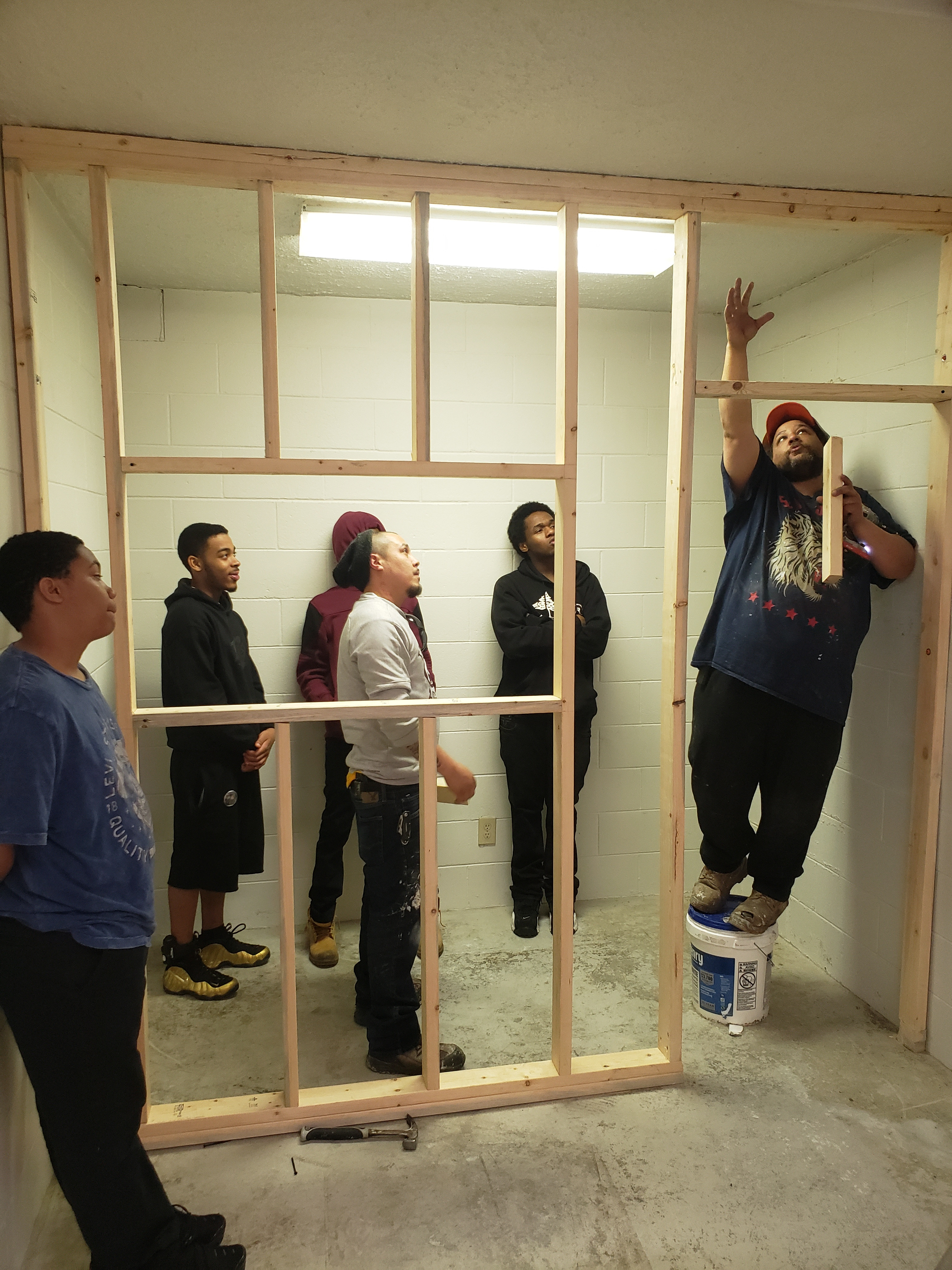 Construction For Youth Program