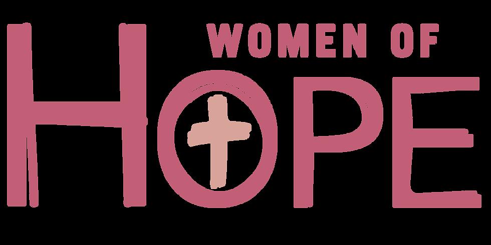 Women of Hope Spring Banquet