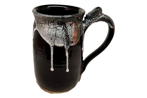 Handmade Pottery Tall Mug