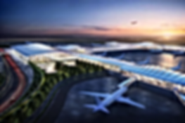 New KCI Terminal Render