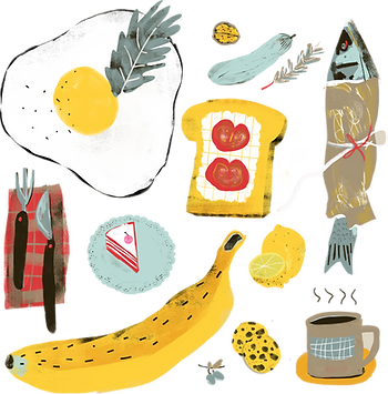 comida alimentos alimentación