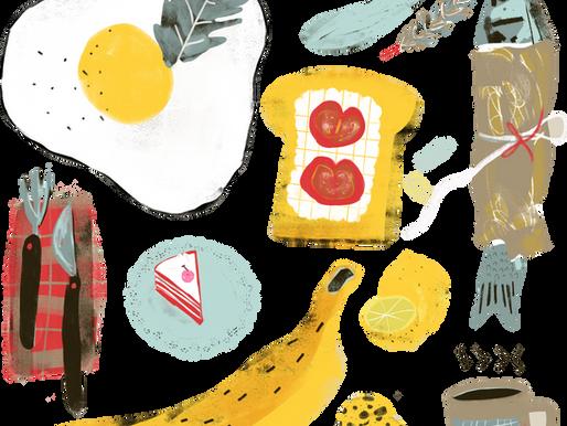 Dos recetas de aprovechamiento para no tirar alimentos