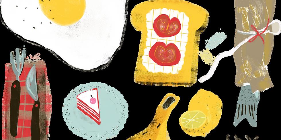 Food Trivia on FB Live-7pm PAC