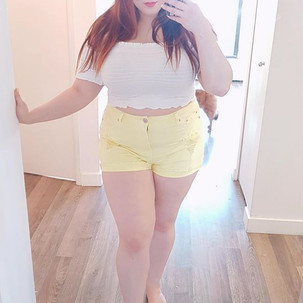 Review: Forever 21 Plus Size Shorts