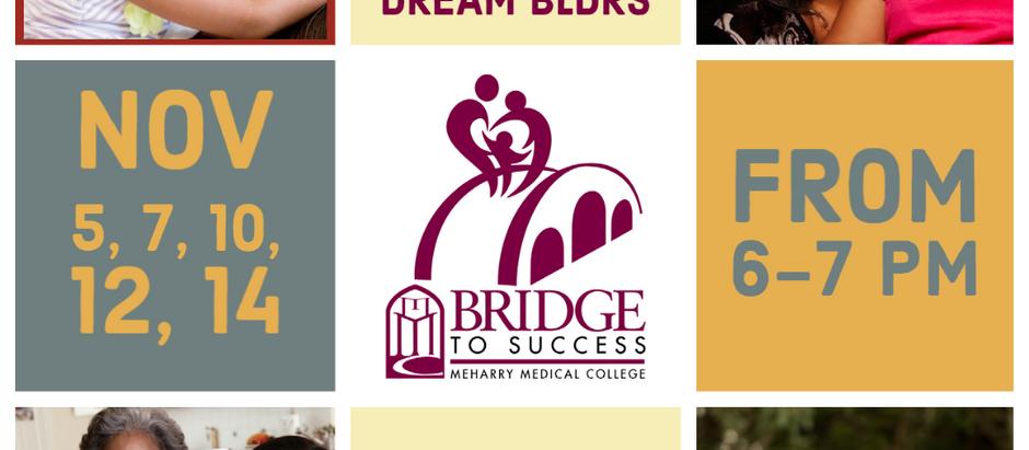 BRIDGE to Success & Aspire Presents: Dream Bldrs