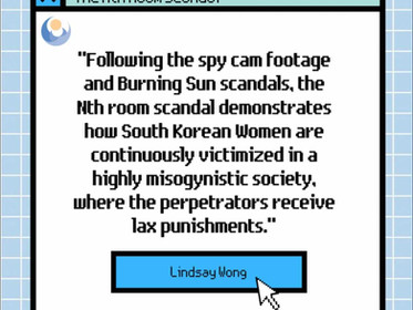 South Korea's Nth Room Scandal: Yet Another Scandal Highlighting the Victimization of Women