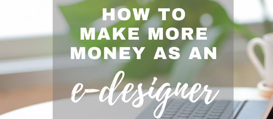 For online Interior Designers: How to make more money as an eDesigner