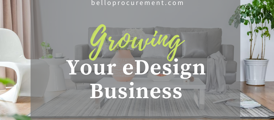 Growing Your eDesign Business