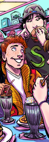 If Archie were an animated series...