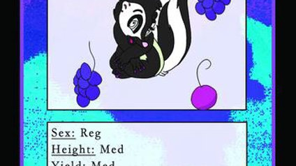 Skunk Berries