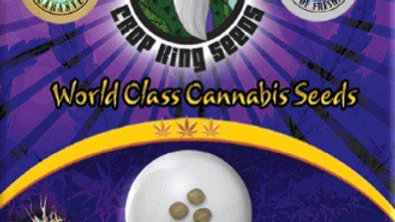 Crop king White Widow Feminized Auto 5 seed pack