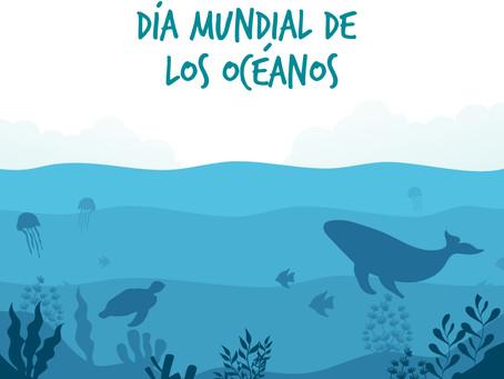 Día mundial de los Océanos! 8 de junio🌎🌊💙