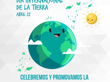 Día Internacional de la Madre Tierra!