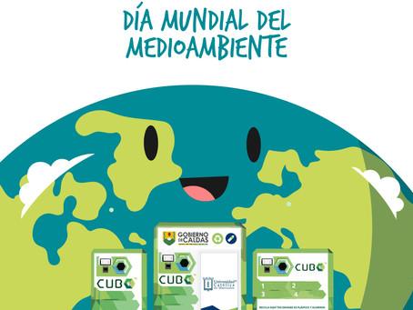 Día Mundial del Medio Ambiente! 5 de junio 💚♻️