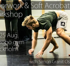 25th of August. Soft acrobatics will be