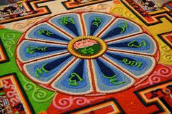 Sand Mandala Detail2 photo by Tripp MiKich